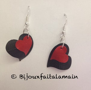 How to Make Heart Shaped Earrings