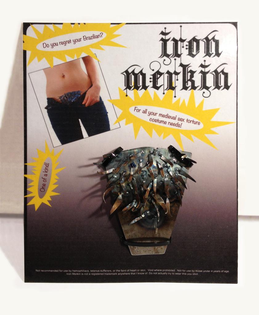 Iron Merkin