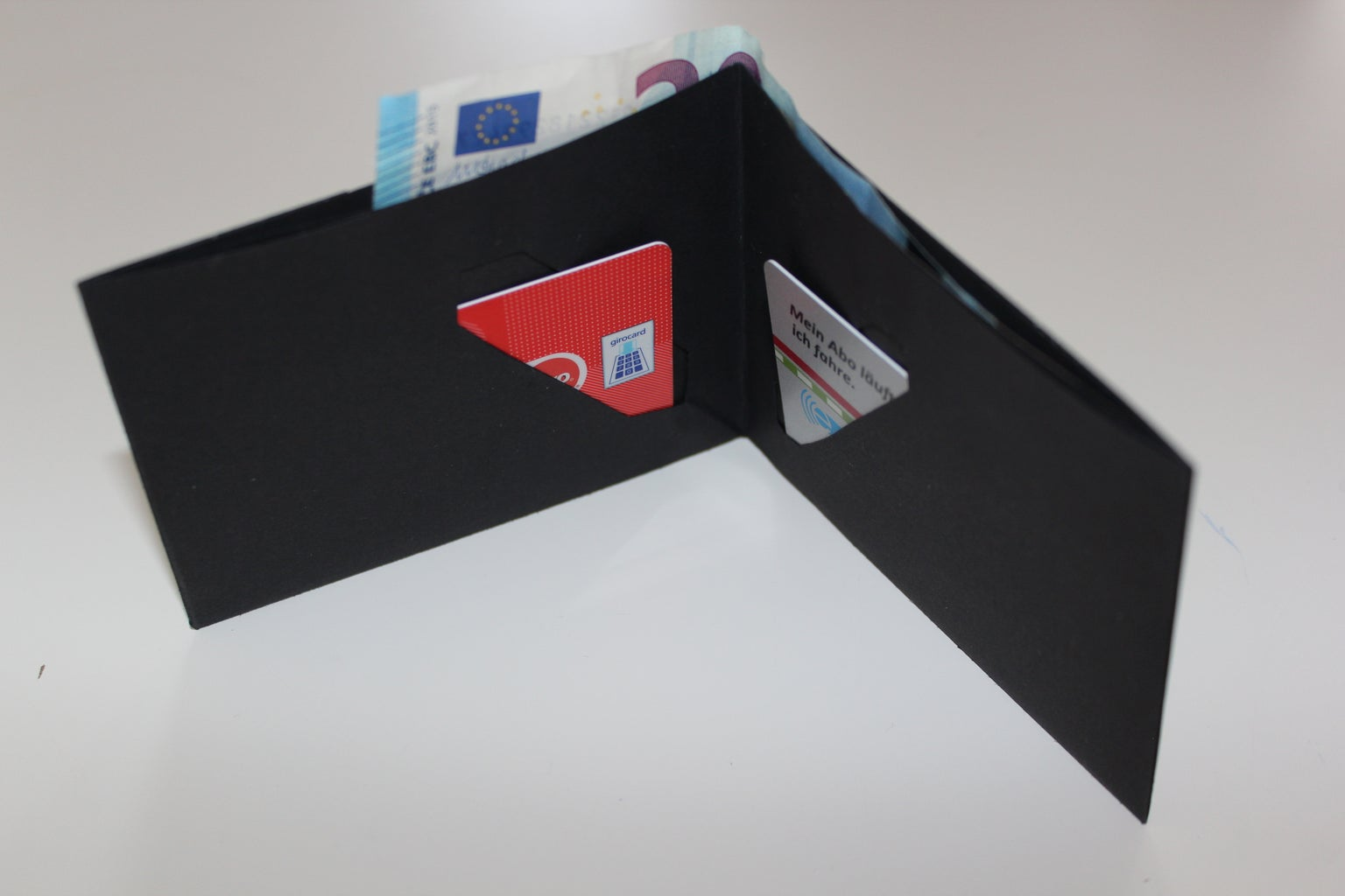 The Perfect Paper Wallet