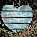 Rustic Wooden Heart