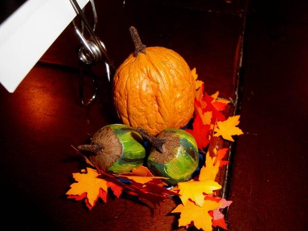 Pumpkin Photo Place Holders