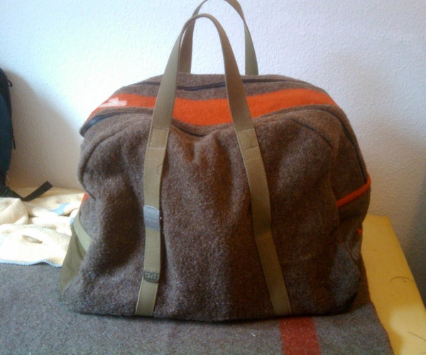 Large Trolley Bag (for Kendo-gear)