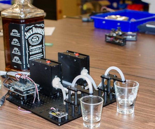 ShotBot - Arduino Powered Pump Project
