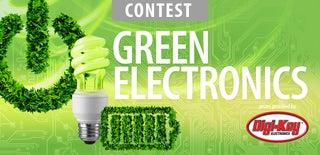 Green Electronics Contest 2016