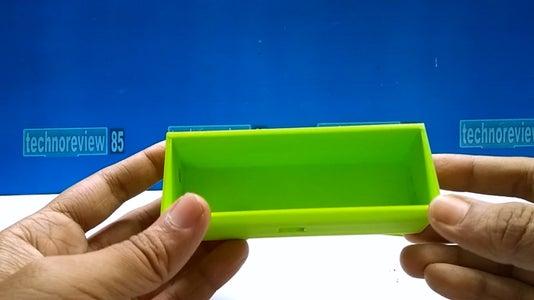 Making 3D Printed Box