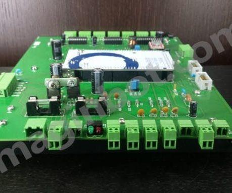 Imaginbot Controller for 1 Cubic Meter 3D Printer
