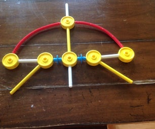 How to Make a Tinkertoy Spaceship