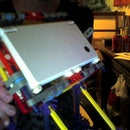 K'nex turnable DSI holder