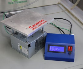 Programmable Temperature Controller + Hot Plate