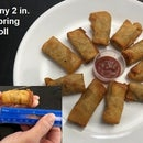 Tiny Bitey 2 Inches Spring Roll
