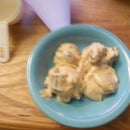 Cookie Dough You Can Eat Like Ice Cream!