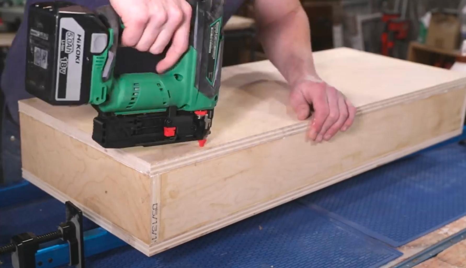 Make the Wood Base