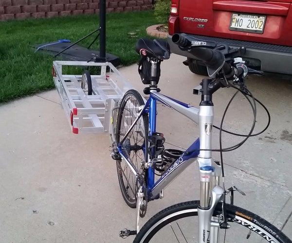 Multi Purpose Bicycle Trailer