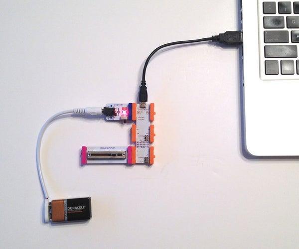 LittleBits Serial Controller