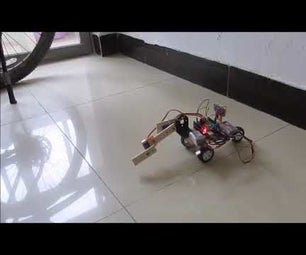 Machine Learning Crawler Robot Using Reinforcement Learning, Neural Net and Q-Learning
