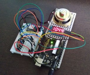 Talking Clock With Arduino