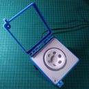 3D Printed DIYbio Centrifuge (V3)