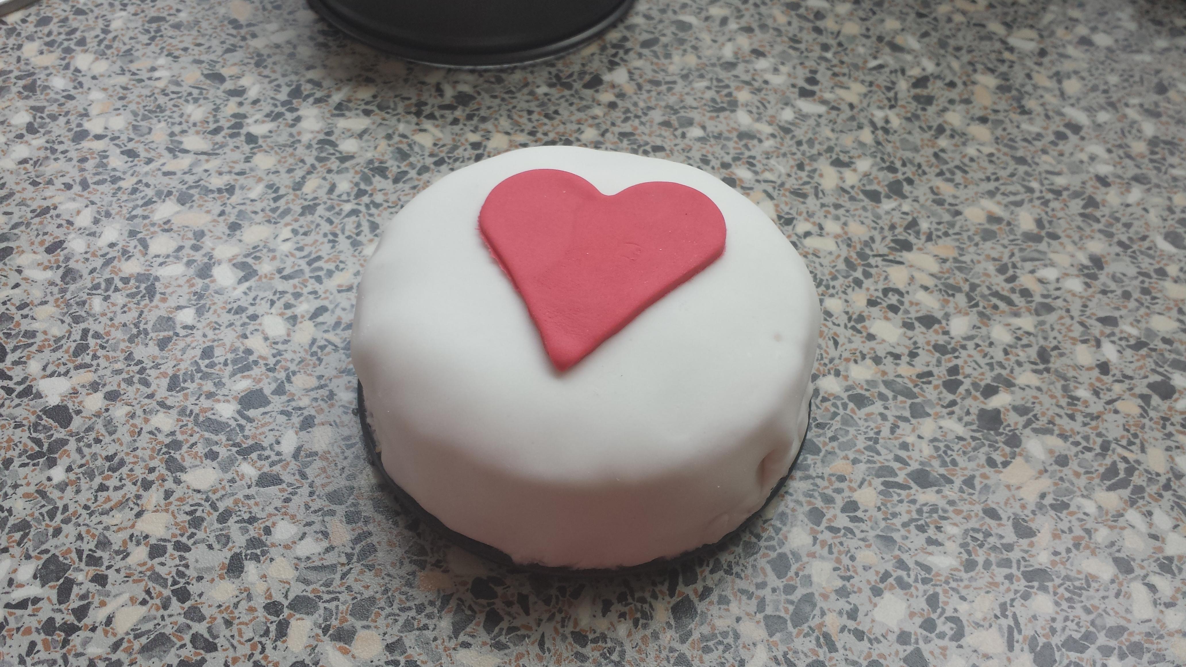 Share A Little Love Cake