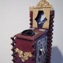 "Miniature model of the ""mutoscope"""
