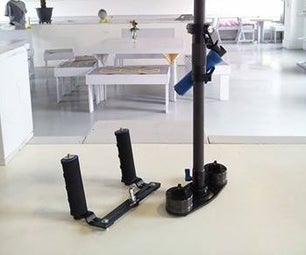 Dual Grip for Stabilisers