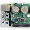 SENSLY HAT FOR THE RASPBERRY PI AIR QUALITY & GAS DETECTOR V1.1