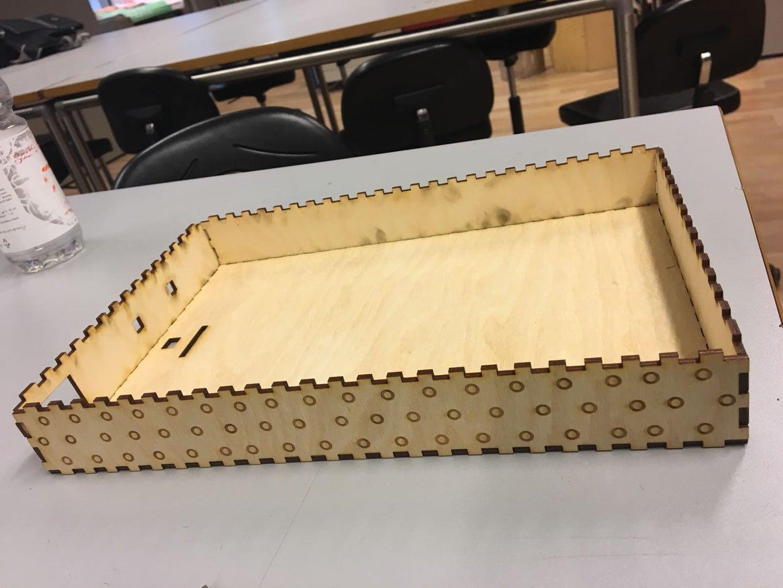 Step 1: Outside Box