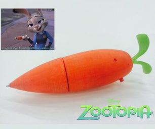 Zootopia(Disney) - Judy's Carrot Recorder Pen