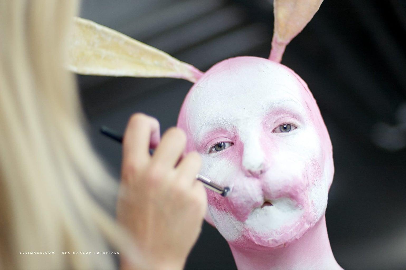 The Dancing Easter Bunny - SFX Makeup Tutorial
