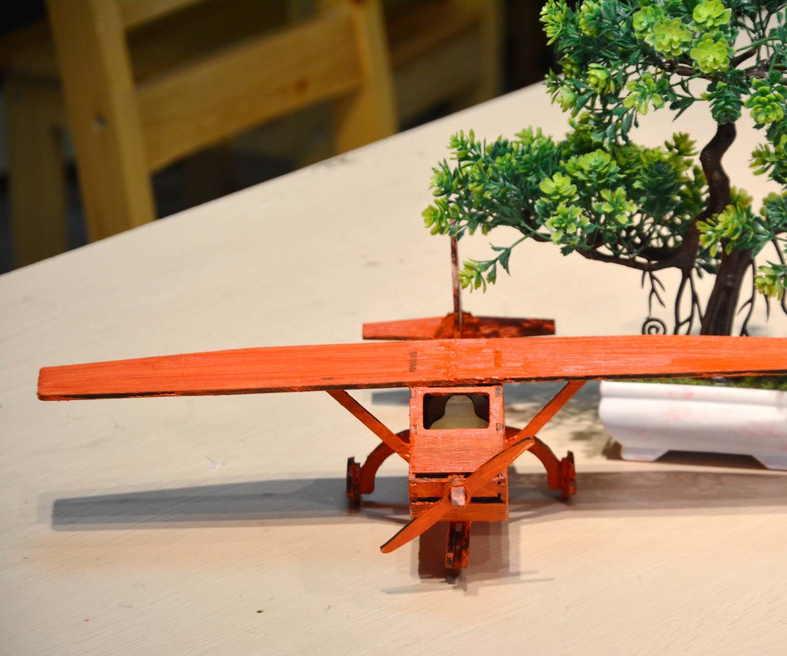 How to Make a Wooden Aircraft