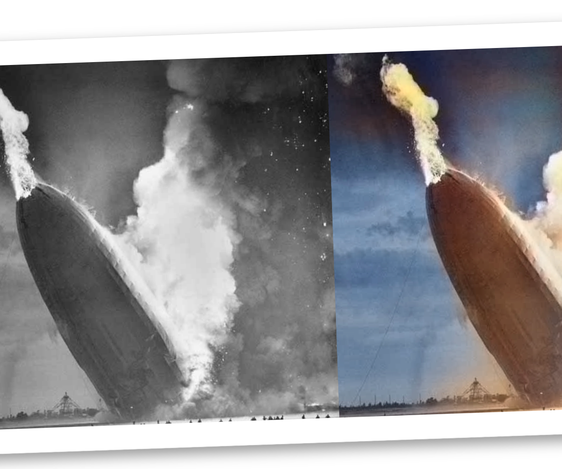 Colorizing Old B&W Photos and Videos With the Help of AI
