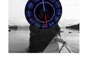 Solar Tide Clock