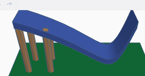 Step 3 of Making the Slide