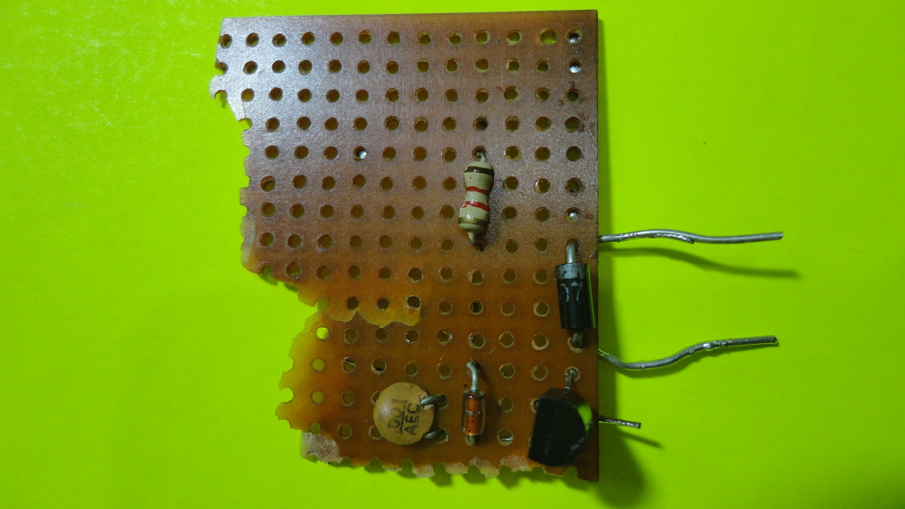 Making the Joule Thief Circuit