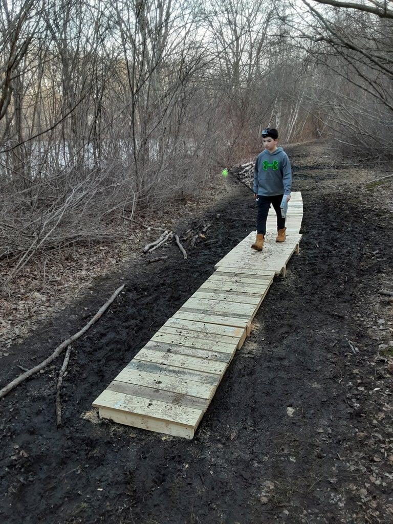 Making the Boardwalk