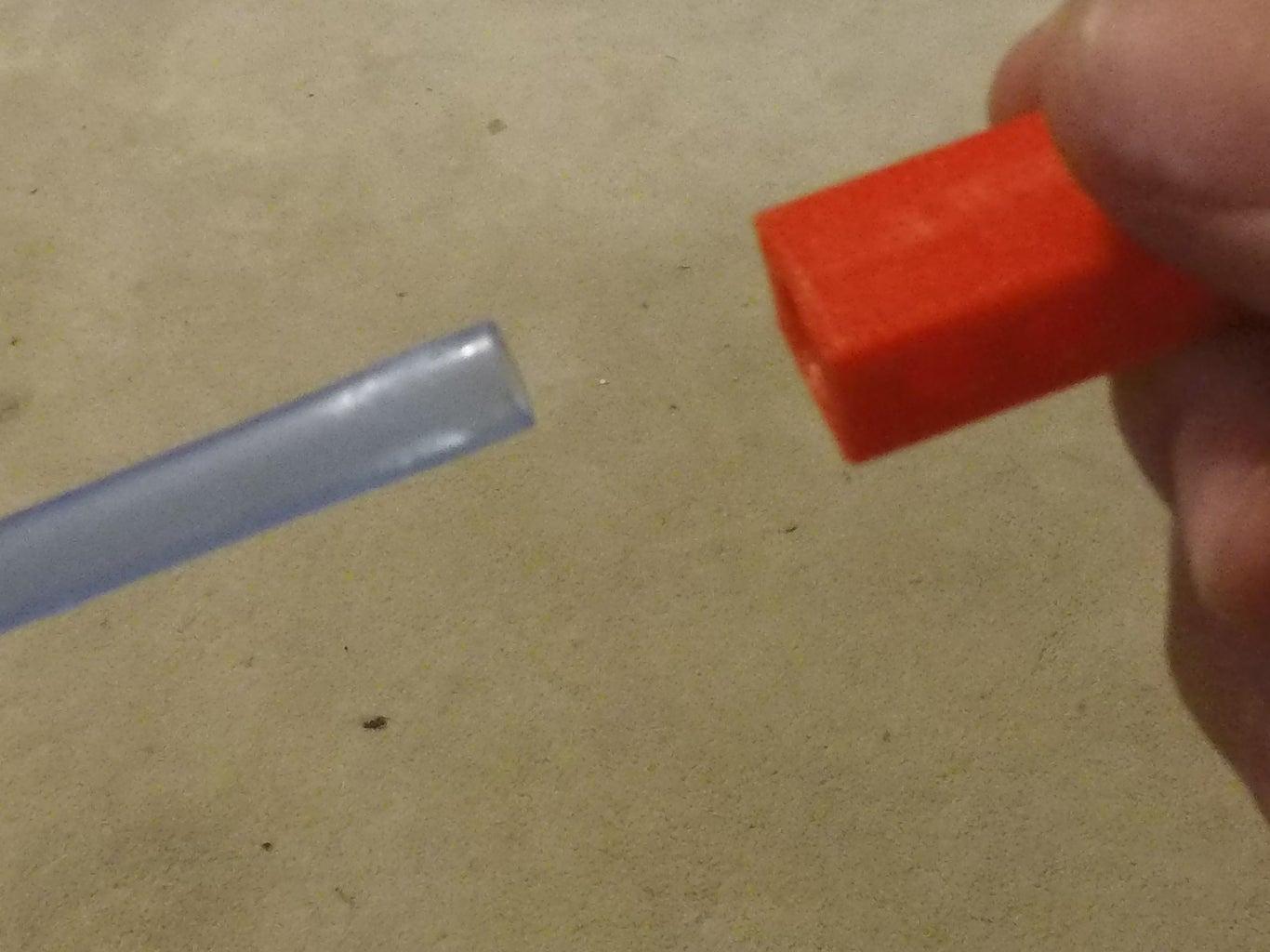 Installing the Muzzle Break