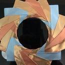 Simple and Elegant Origami Wreath