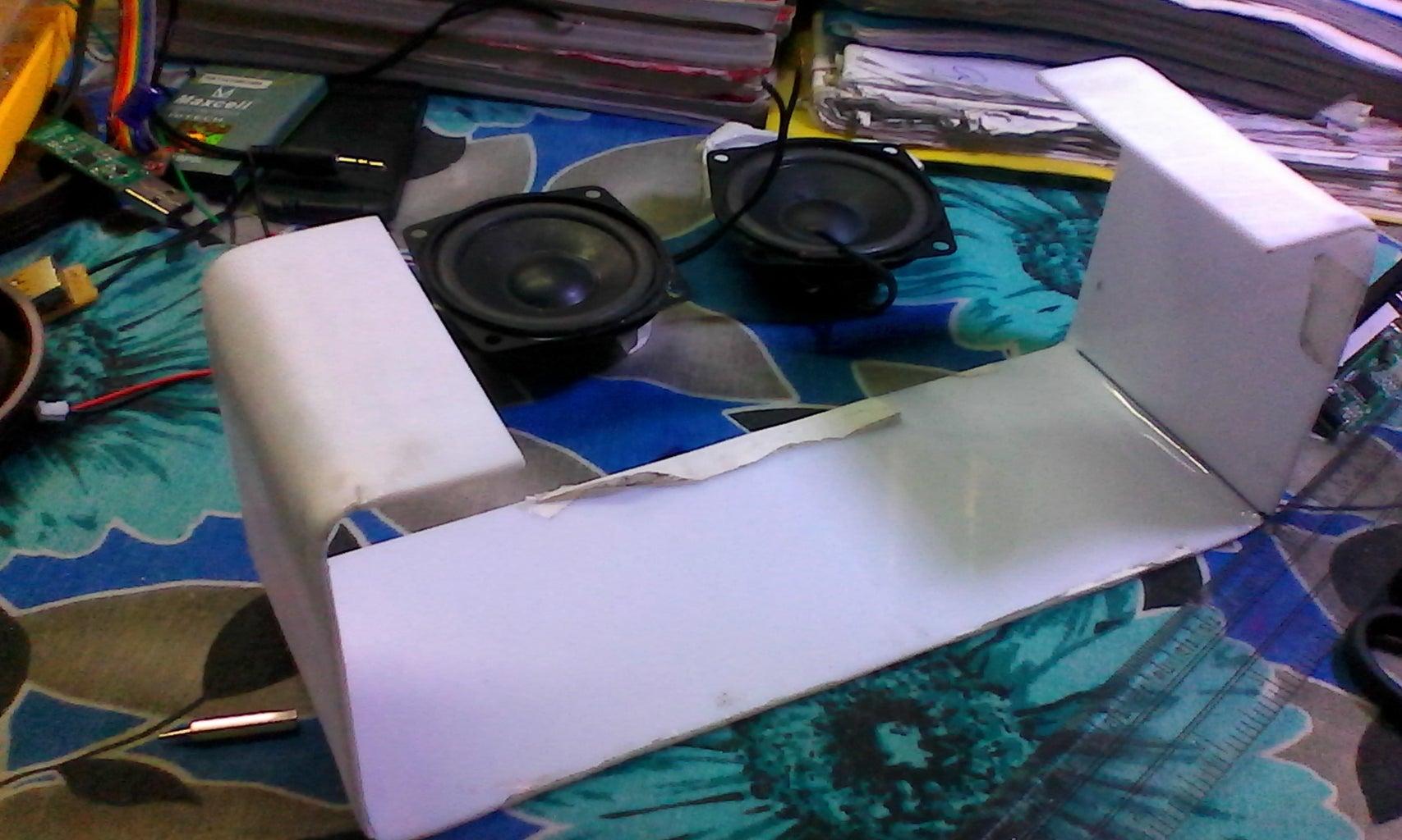 Bending Acrylic for Side Panel