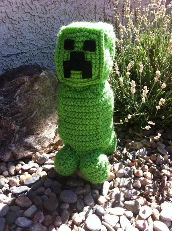 Crochet a Creeper