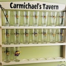 Pint Glass Display Rack