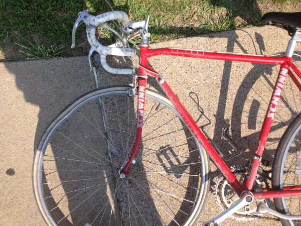 Restore Your Seemingly Totalled Bicycle!