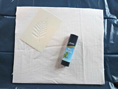 How to Make Batik Art Using a Bostik Blu Stick