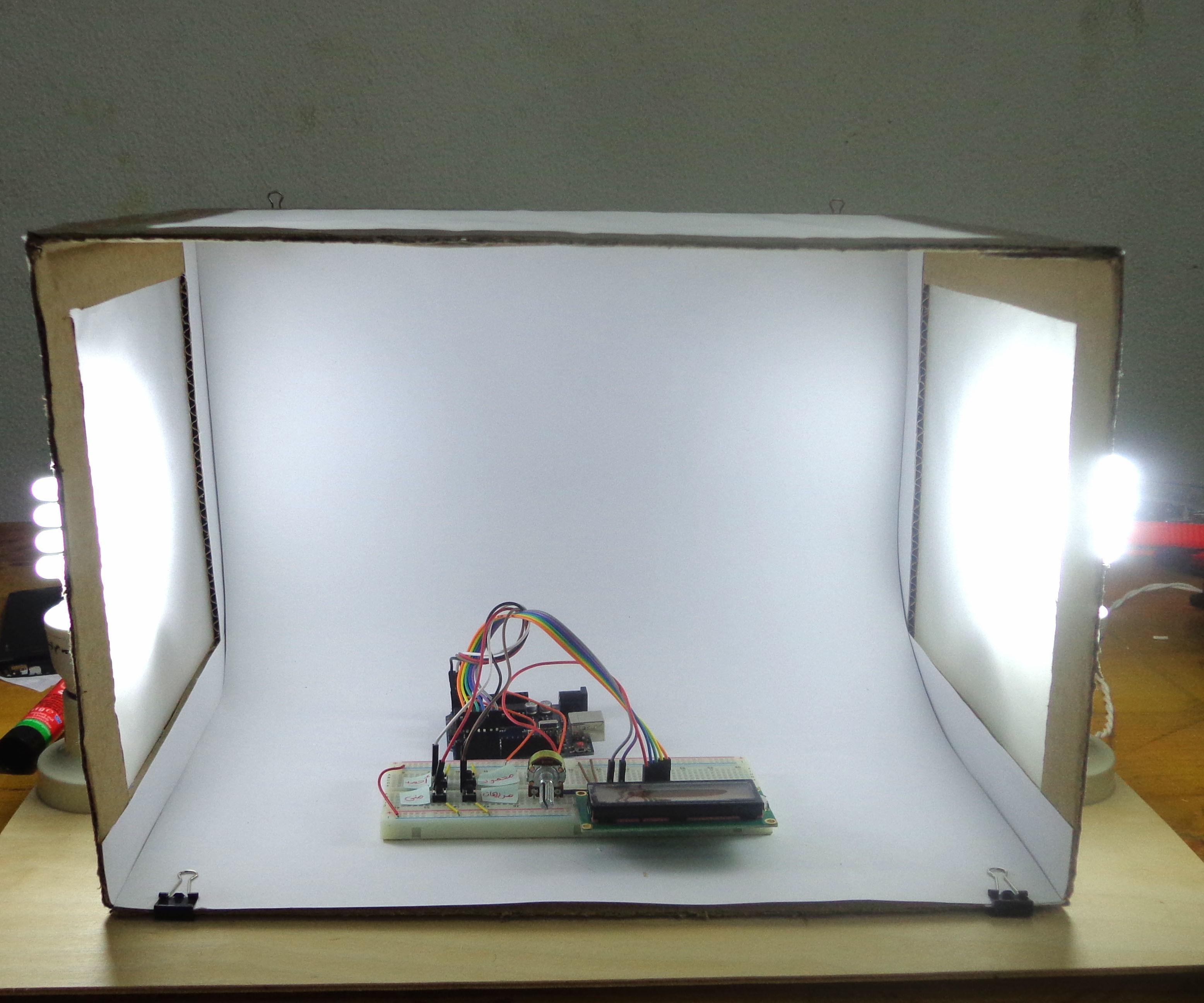 Make your own mini studio