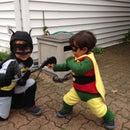 Batman and Robin Kids Costumes