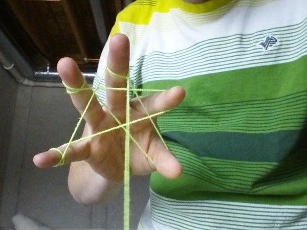 One Handed Star (Yo-Yo Trick)