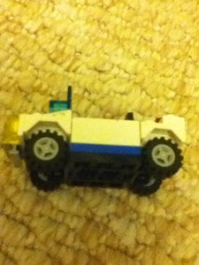 Simple Lego Police Car