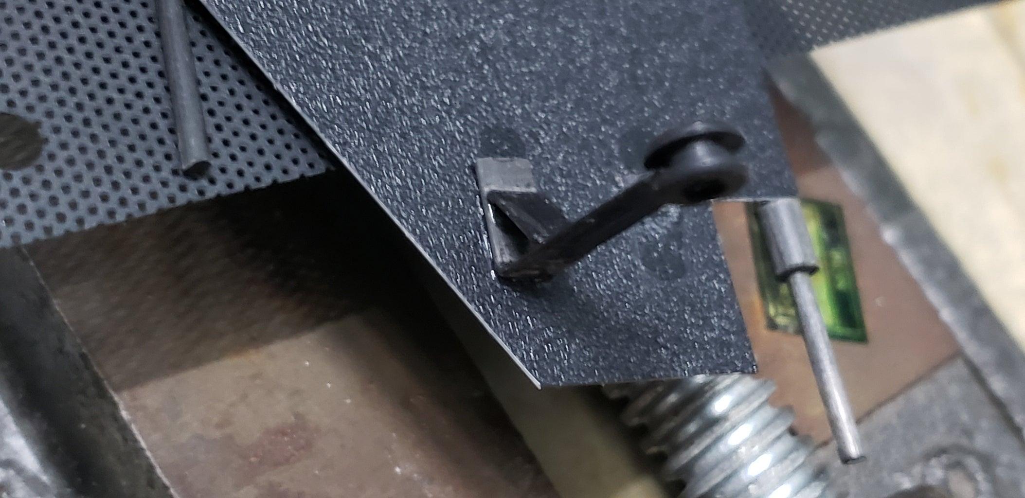 Rudder and Servo Controlling