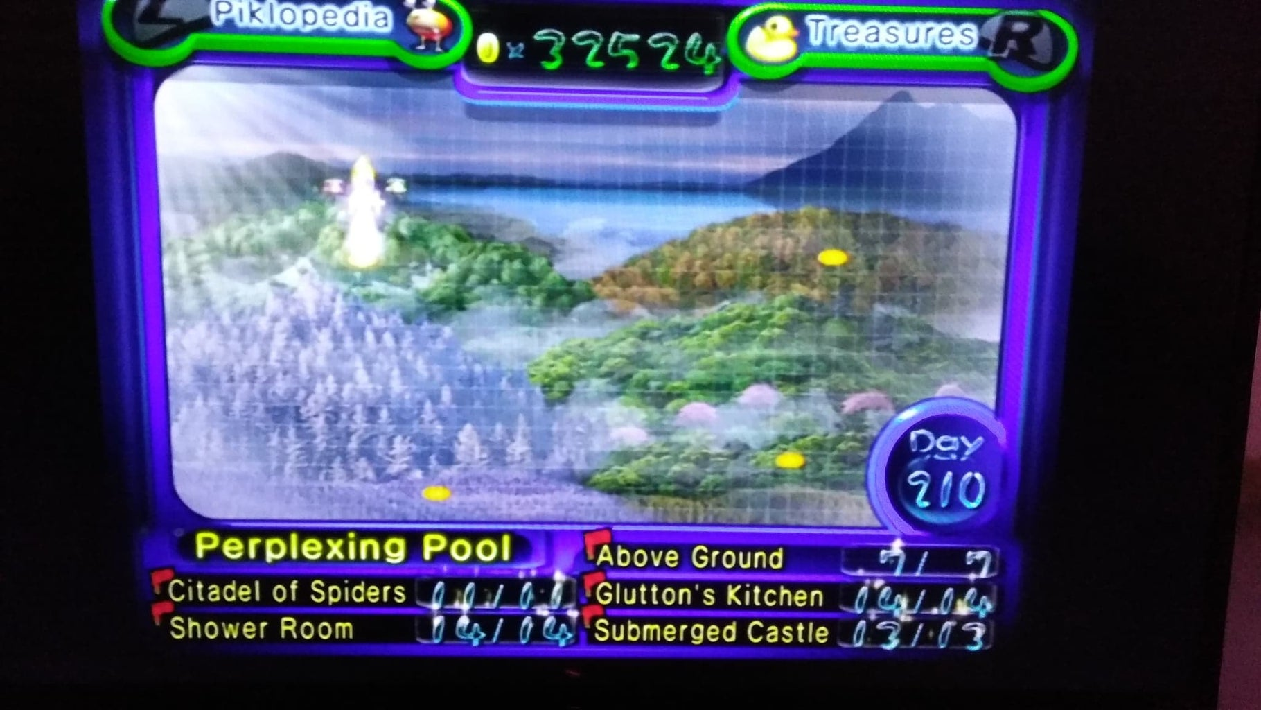 Perplexing Pool