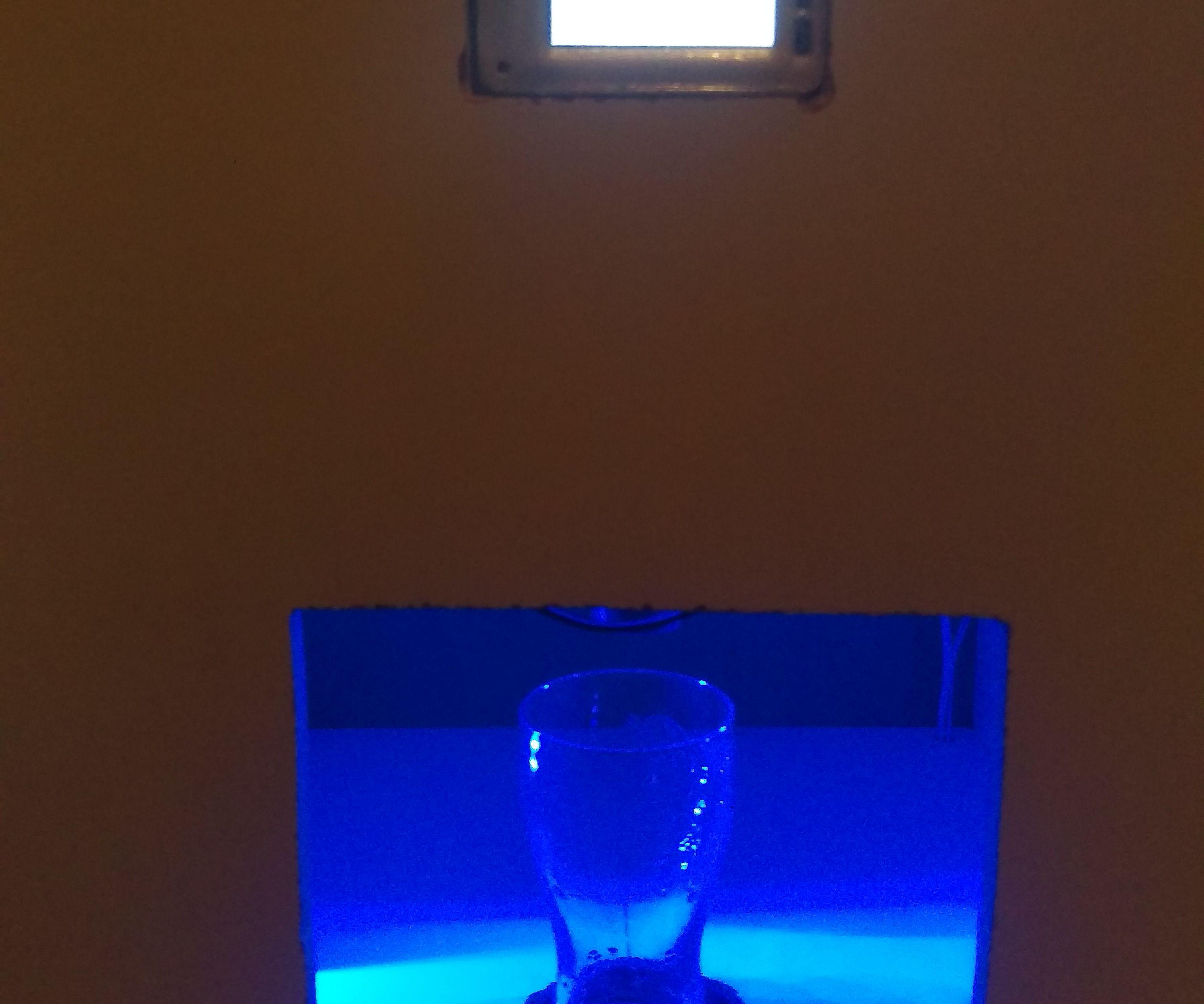 Cocktail machine with GUI Raspberry