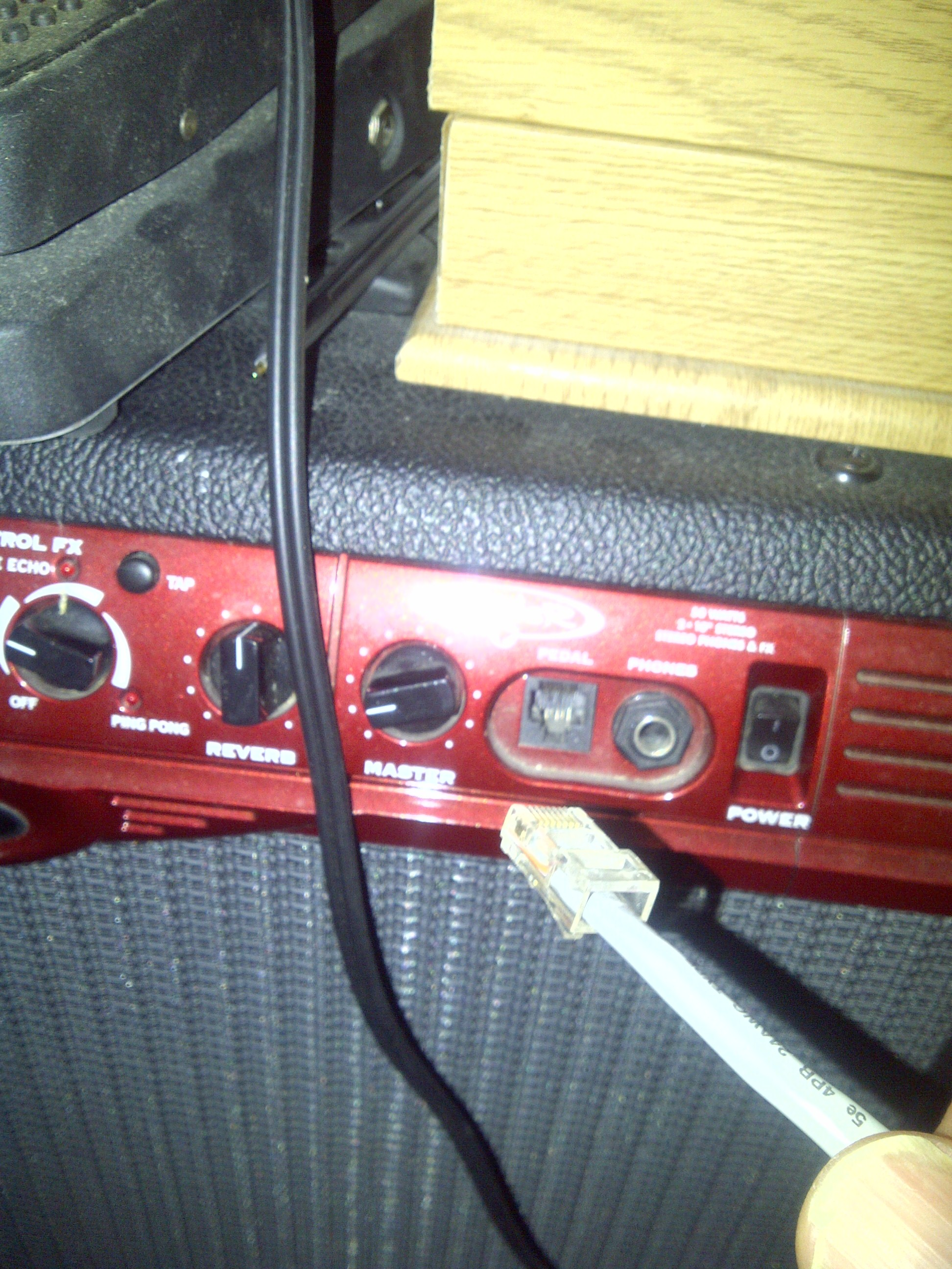 Line 6 Spider Amp Hack