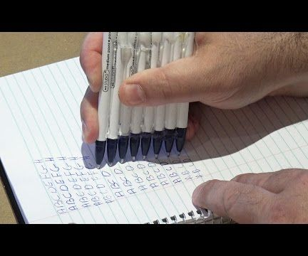 7 Life Hacks for Pen YOU SHOULD KNOW